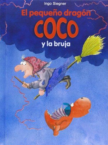 9788424650766: El Pequeño Dragón. Coco Y La Bruja