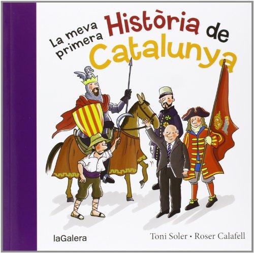 9788424651640: La meva primera història de Catalunya