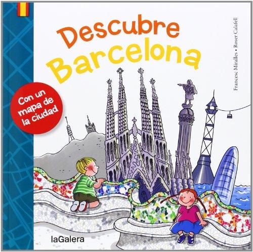 9788424651701: Descubre Barcelona