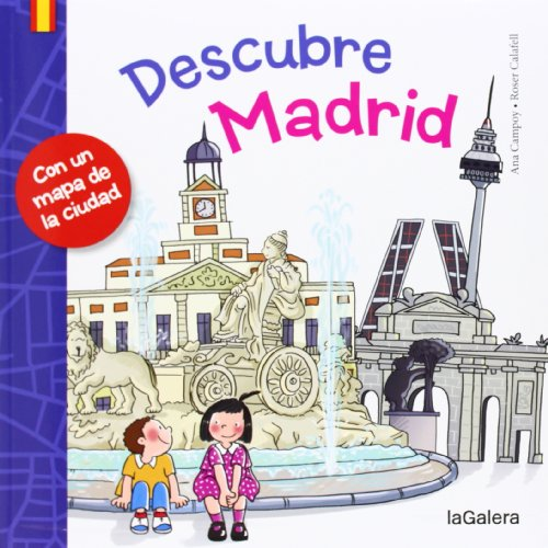 9788424651718: DESCUBRE MADRID DESCUBRE GALERA