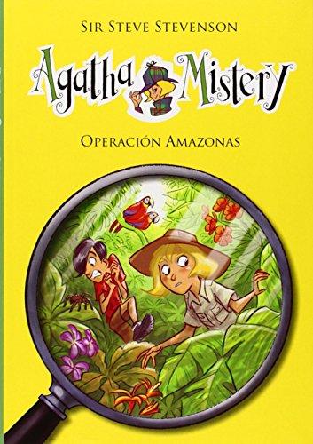 9788424653545: Operación Amazonas: 17 (Agatha Mistery)
