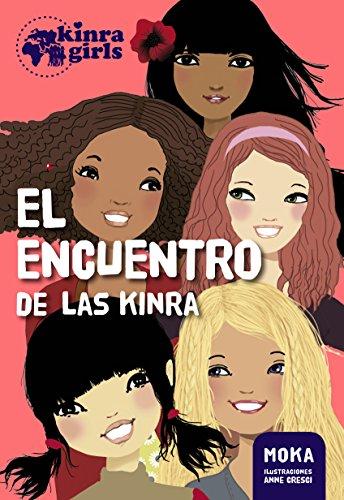 El encuentro de las Kinra Kinra girls - Moka