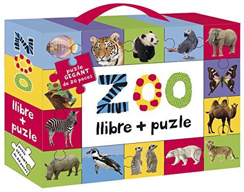 9788424658199: Zoo: llibre + puzle (Basics)