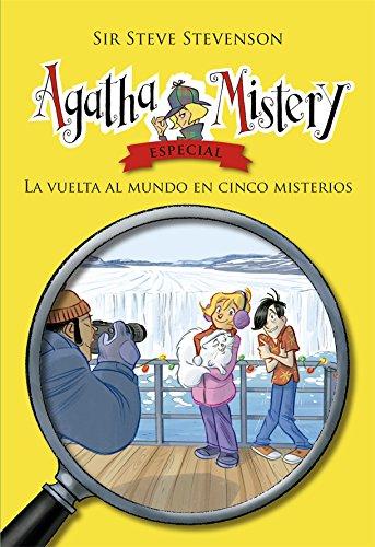 9788424658656: La vuelta al mundo en cinco misterios: Agatha Mistery Especial 2
