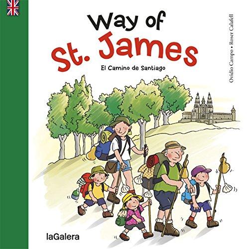 9788424658977: Way of St. James: El Camino de Santiago (Tradiciones)