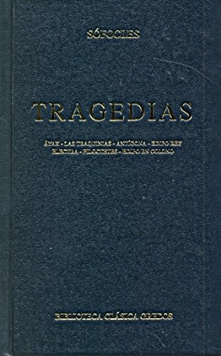 9788424900991: Tragedias (Spanish Edition)