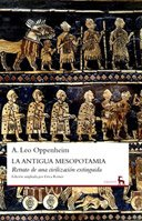 9788424906344: La Antigua Mesopotamia / The Ancient Mesopotamia (Spanish Edition)