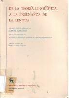 De la teoría lingüística a la enseñanza: Snell, Bruno