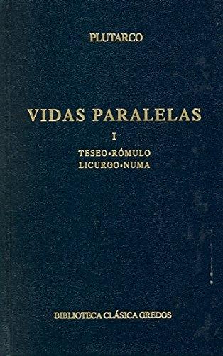 9788424909857: Vidas Paralelas (Biblioteca Clasica Gredos) (Spanish Edition)