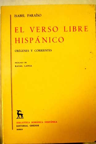 versos libres spanish edition