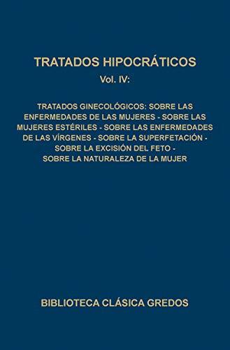 9788424912826: Tratados hipocráticos 4 / Hippocratic Corpus (Spanish Edition)
