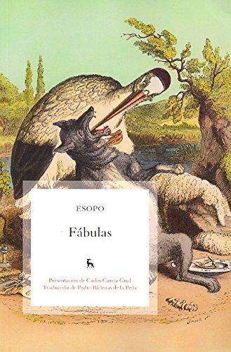 9788424913359: Fabulas (B. BÁSICA GREDOS)