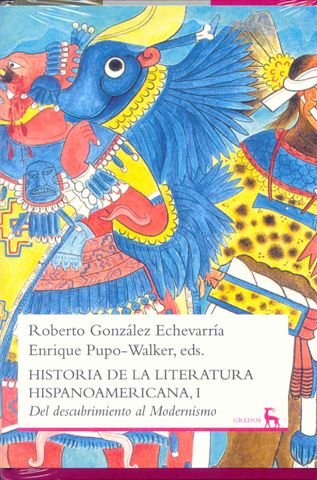 9788424913526: Historia de la literatura Hispanoamericana / The Cambridge History of the Latin American Literature: Del descubrimiento al modernismo / From Discovery to Modernism (Spanish Edition)