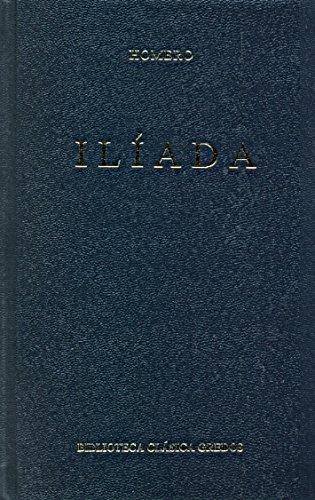 9788424914462: Iliada / Iliad (Spanish Edition)