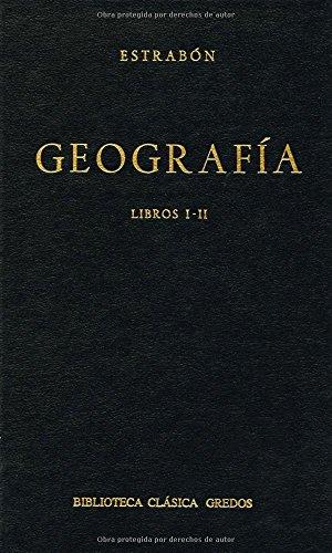 9788424914738: Geografia - Libros I - II (Spanish Edition)