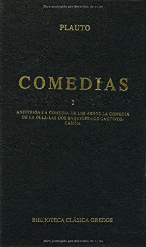 9788424914967: 1: Comedias / Comedy: Anfitrion, La Comedia De Los Asnos, La Comedia De La Olla... (Spanish Edition)