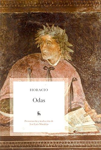 9788424915360: Odas (B. BÁSICA GREDOS)