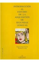 Introduccion Al Estudio de Adquisicion de 2b* Lengu (Manuales / Manuals) (Spanish Edition) (8424916646) by Larsen-Freeman, Diane; Long, Michael H.