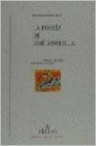 9788424916817: Poesia de Jose Zorrilla, La (Biblioteca Romanica Hispanica) (Spanish Edition)