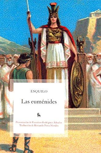 9788424917388: Las euménides (VARIOS GREDOS)