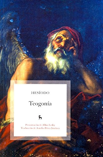 9788424917449: Teogonía (B. BÁSICA GREDOS)