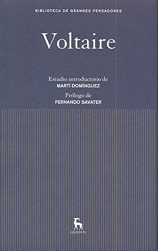 9788424917562: Voltaire I (Spanish Edition)