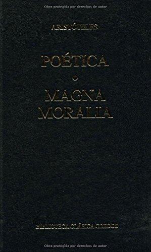 9788424917647: Poética / Poetic: Magna Moralia (Spanish Edition)