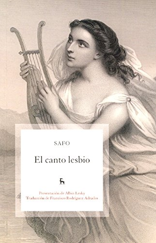 9788424917746: El Canto Lesbio / The Lesbo Song (Spanish Edition)