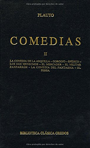 9788424918019: Comedias - Tomo II 218 (Spanish Edition)