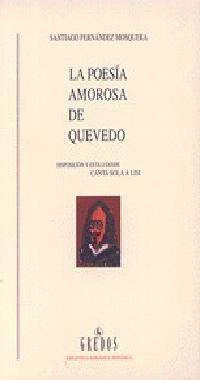 9788424919863: Poesia amorosa quevedo (VARIOS GREDOS)