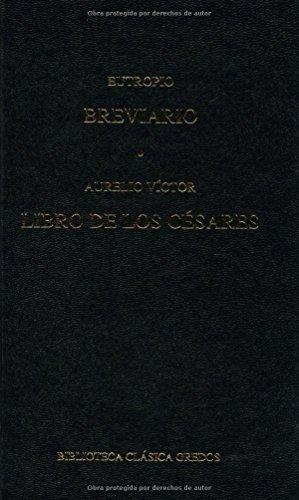 9788424919931: Breviario libros cesares (B. CLÁSICA GREDOS)
