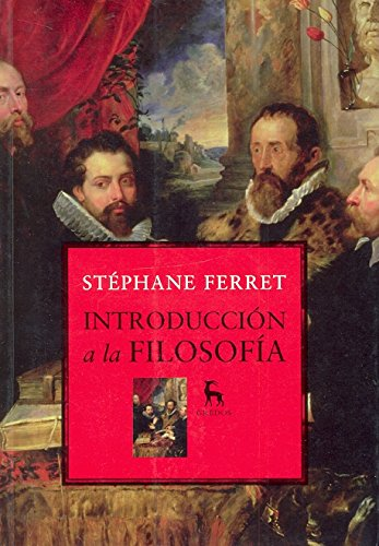 9788424920463: Introduccion a la Filosofia / Introduction to Philosophy (Spanish Edition)