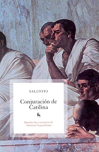 9788424920661: Conjuración de Catilina / Conspiracy of Catiline (Spanish Edition)