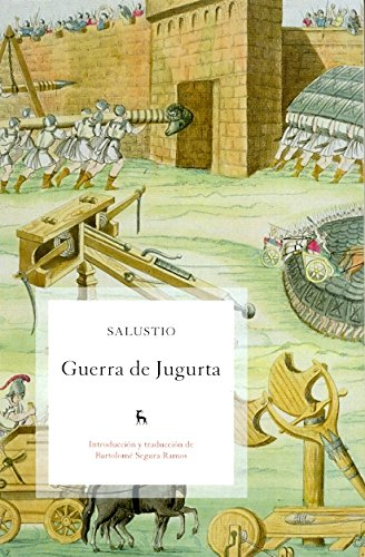 9788424920920: Guerra de Jugurta (B. BÁSICA GREDOS)