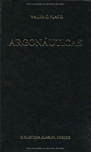 9788424921880: Argonáuticas (B. CLÁSICA GREDOS)