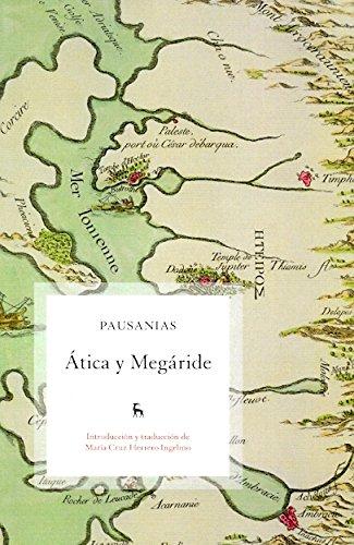 9788424921989: Ática y Megáride / Attica (Spanish Edition)