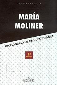 9788424923105: Diccionario De Uso Del Espanol (CD-ROM) (Spanish Edition)