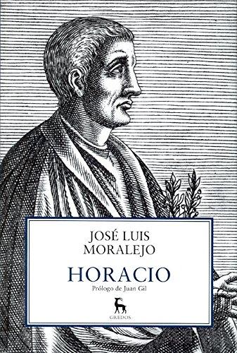 9788424923525: Horacio / Horatius (Spanish Edition)