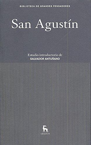 9788424924591: San Agustin / St. Augustine (Spanish Edition)