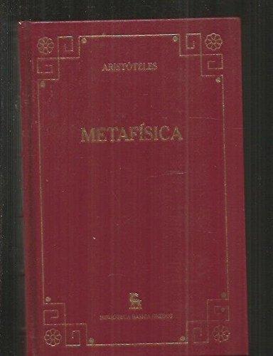 9788424924966: Metafisica
