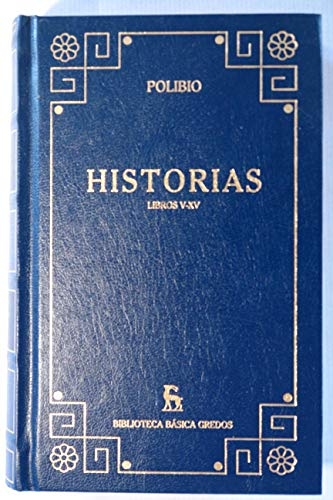 9788424925086: HISTORIAS LIBROS V-XV