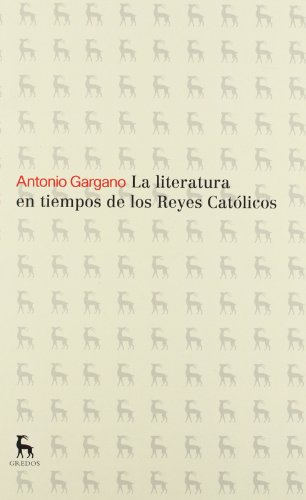 9788424926007: Literatura En Tiempos Reyes Catolicos / Literature in the time of Catholic kings (Spanish Edition)