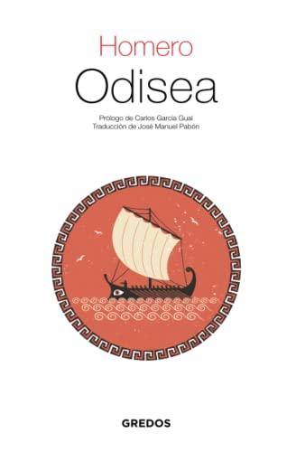 9788424926335: Odisea (TEXTOS CLÁSICOS)