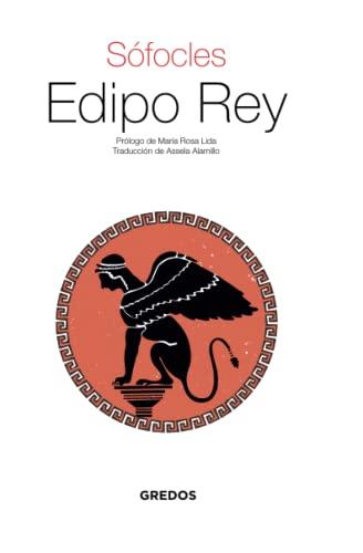 9788424926397: Edipo Rey (TEXTOS CLÁSICOS)