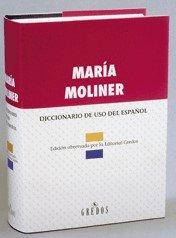 9788424927370: Diccionario de uso del espanol / Use of Spanish Dictionary: Edicion Abreviada Internacional (Spanish Edition)