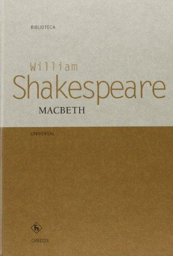 9788424927806: Macbeth / Macbeth (Spanish Edition)