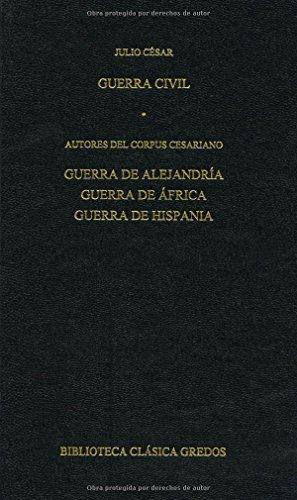 GUERRA CIVIL:GUERRA DE ALEJANDRIA