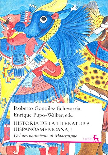 9788424927851: Historia de La Literatura Hispanoamericana - Vol 1 (Spanish Edition)