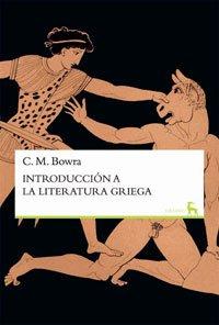 9788424928773: Introduccion a la literatura griega (GRANDES OBRAS CULTUR)