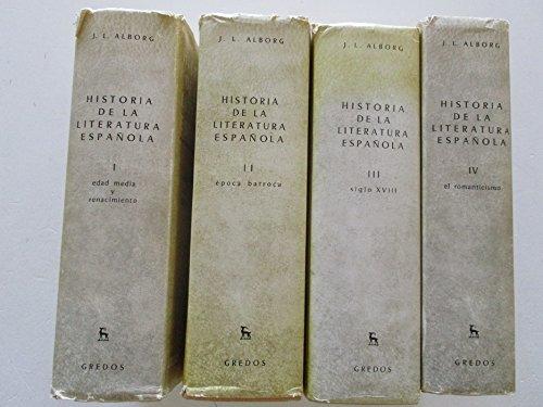 9788424931247: Historia de la literatura española